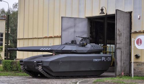 Поляки заявили, что создали принципиально новый «невидимый» танк, так ли это?