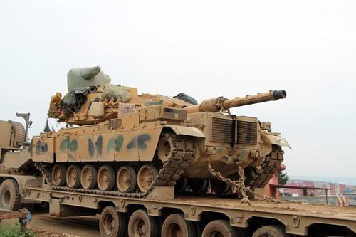 Soha: Россия отправила в Сирию комплексы «Гермес» в противовес танкам Турции