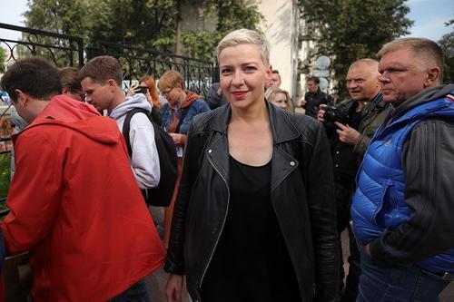 Мария Колесникова проходит подозреваемой по делу о попытке захвата власти. Об этом сообщил её адвокат