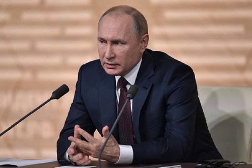 Прямой линии с Путиным в 2020 году не будет
