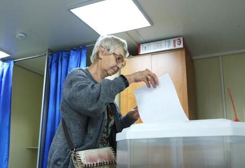 Явка на онлайн-голосование на выборах в Москве к 12 часам составила 48%