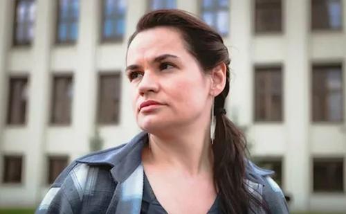 Тихановская призвала любого  жителя Беларуси стать членом Координационного совета, который разогнал Лукашенко