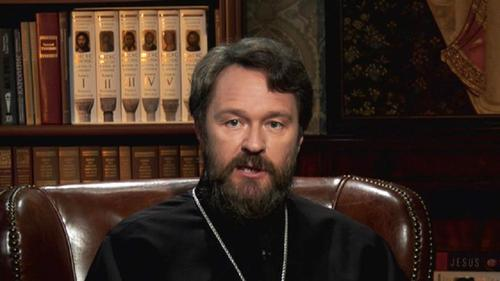 Митрополит Волоколамский Иларион дал совет срочно прививаться от коронавируса