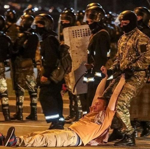 Очевидцы рассказали о происходящем в Беларуси во время протестов против режима Лукашенко