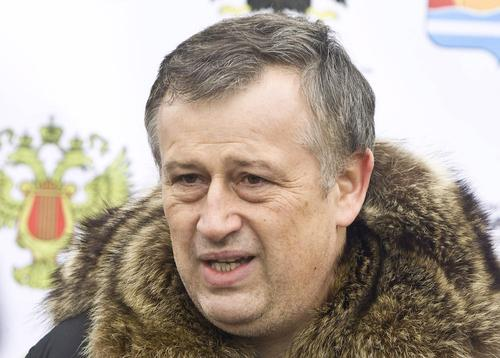 Александр Дрозденко переизбран губернатором Ленинградской области