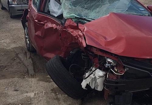 В КБР восемь человек пострадали в ДТП с пассажирской «Газелью» и легковушкой