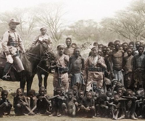 Африканские страны требуют от Германии десятки миллиардов евро за геноцид