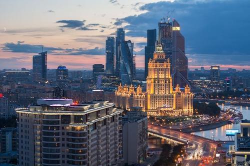 Саркози: Москва стала одним из самых современных городов Европы