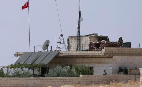 Турецкие войска в Сирии были многократно атакованы
