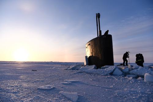 Угроза безопасности России в Арктике нарастает