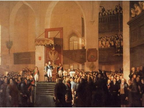 В этот день в 1809 году Финляндия полностью вошла в состав Российской империи