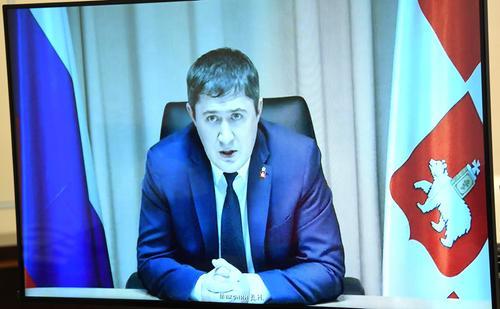 Губернатор Пермского края заразился коронавирусом
