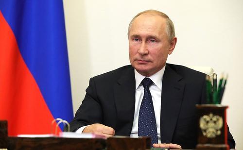 Путин назвал причину создания  гиперзвукового оружия в России