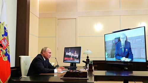 Владимир Путин заявил о превосходстве России в новейшем вооружении
