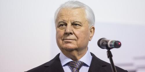 Кравчук рассказал о позиции украинских властей по особому статусу Донбасса