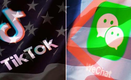 Tik-Tok и WeChat официально удаляют в США из-за конфликта с Китаем