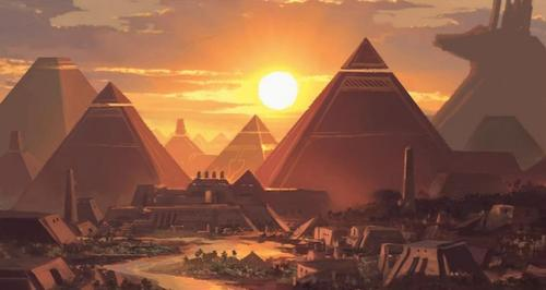 Обитель Злобного Сета. Немного о Стигии, главной Империи Зла во вселенной Конана-варвара