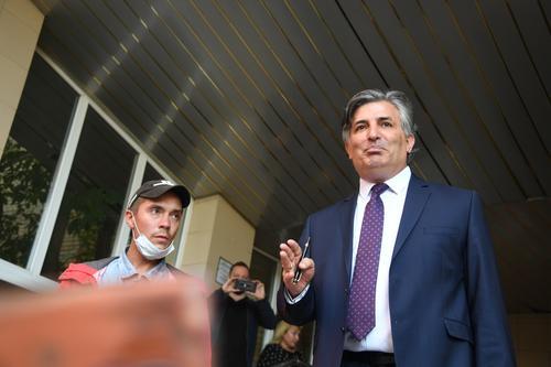 Пашаев зачитал письмо Ефремова в свою защиту после лишения статуса адвоката