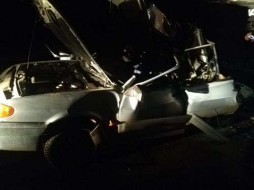 В ДТП в Оренбургской области погибли пять человек