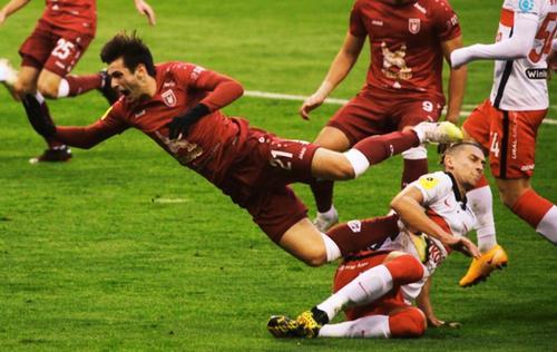 «Рубин» терпит поражение от «Спартака» - 0:2