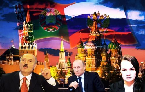 Светлана Тихановская уверена, что Владимир Путин найдёт, о чём договориться с будущим президентом Беларуси