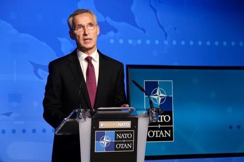 Генсек НАТО Столтенберг призвал к «сильной международной реакции» на ситуацию с Навальным