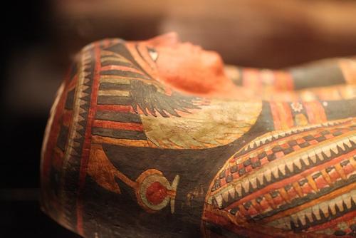 В Египте обнаружены 27 саркофагов возрастом около 2500 лет