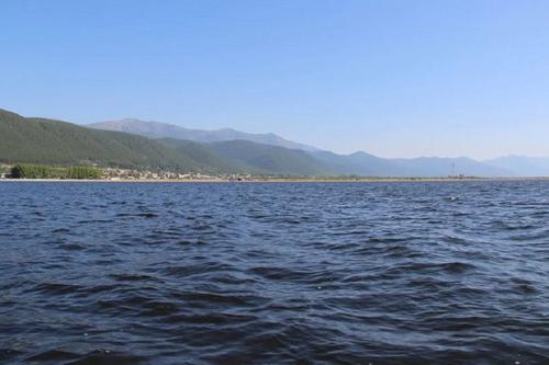 В районе Байкала произошло землетрясение магнитудой более 5 баллов