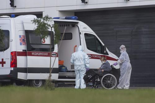 Опубликована статистика по коронавирусу  за сутки в России