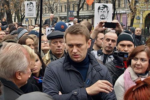 Из Навального делают «Гаврилу Принципа»