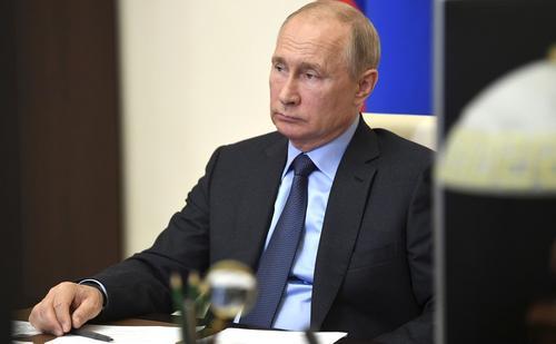 Путин: Вакцина от коронавируса должна быть доступна всем гражданам