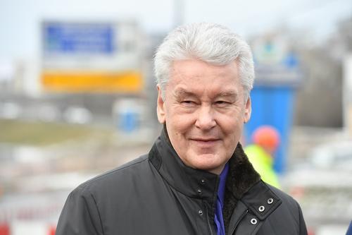 Собянин поручил ускорить строительство спорткомплекса на юге Москвы