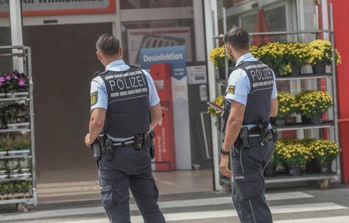 В Германии полиция провела большой рейд против гастарбайтеров