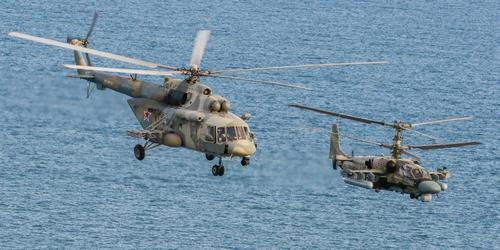 Кому нужны эти вертолёты
