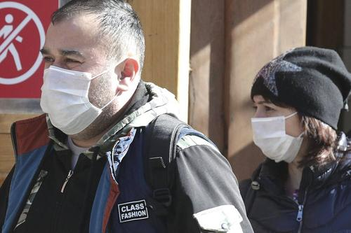 Жители Великобритании заплатят 200 фунтов за отсутствие маски