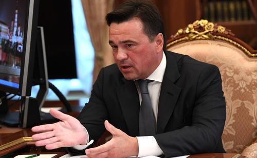 Воробьев сообщил о ситуации с вакциной от коронавируса в Московской области