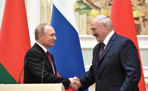 Вассерман: Белоруссия может войти в Россию во время седьмого срока Лукашенко