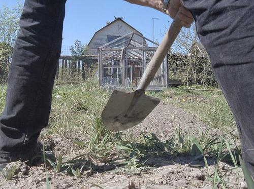 Житель Волгоградской области не может построить дом из-за древнего захоронения на своем участке