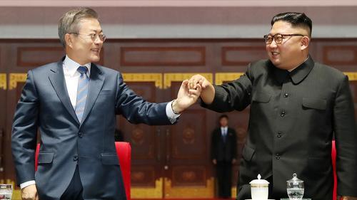 Северная Корея расстреливает коронавирус
