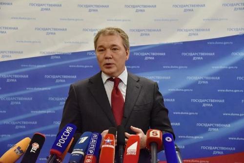 Леонид Калашников прокомментировал идею об изменении статуса Карабаха
