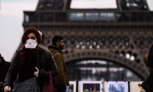 Французское сопротивление коронавирусу