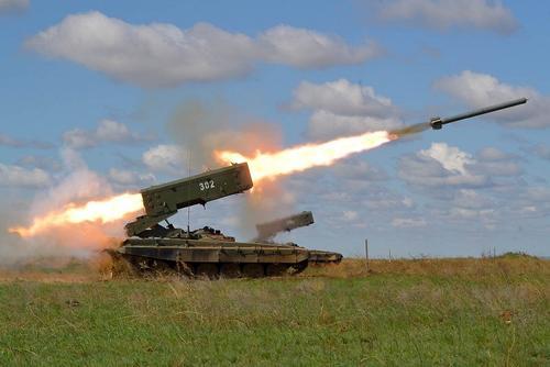 Sohu: военные США будут плохо спать из-за новой огнеметной системы армии России