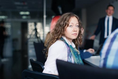 Мария Певчих, соратница Навального никогда официально не  была сотрудницей ФБК