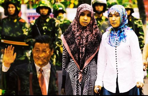 Си Цзиньпин намерен превратить уйгуров и мусульман Синьцзяна в истинных китайцев