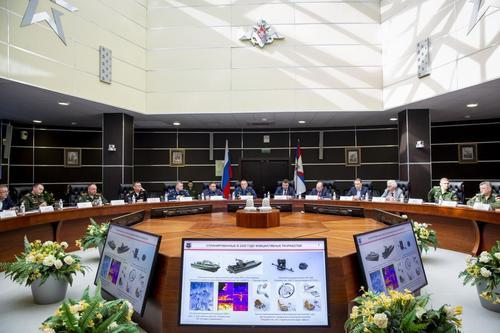 Заседание комиссии Минобороны России по инновационным проектам и технологиям пройдет 30 сентября в КВЦ «Патриот»