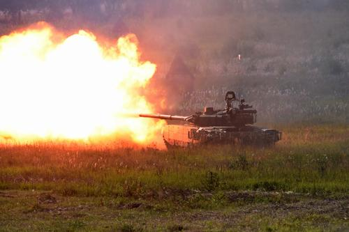 Более 10 крупных учений войск ЦВО пройдут в октябре в 9 регионах РФ