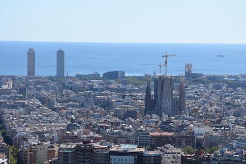 Воры пытались проникнуть в дом, где живет мэр Барселоны
