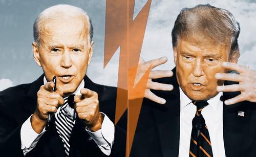 Телеведущая Екатерина Котрикадзе поделилась мнением о предвыборных дебатах в США