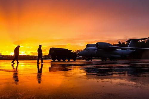 IISS: военная мощь РФ находится на высшем уровне со времен холодной войны