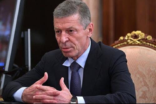 Козак заявил, что Россия хочет видеть Молдавию процветающей...